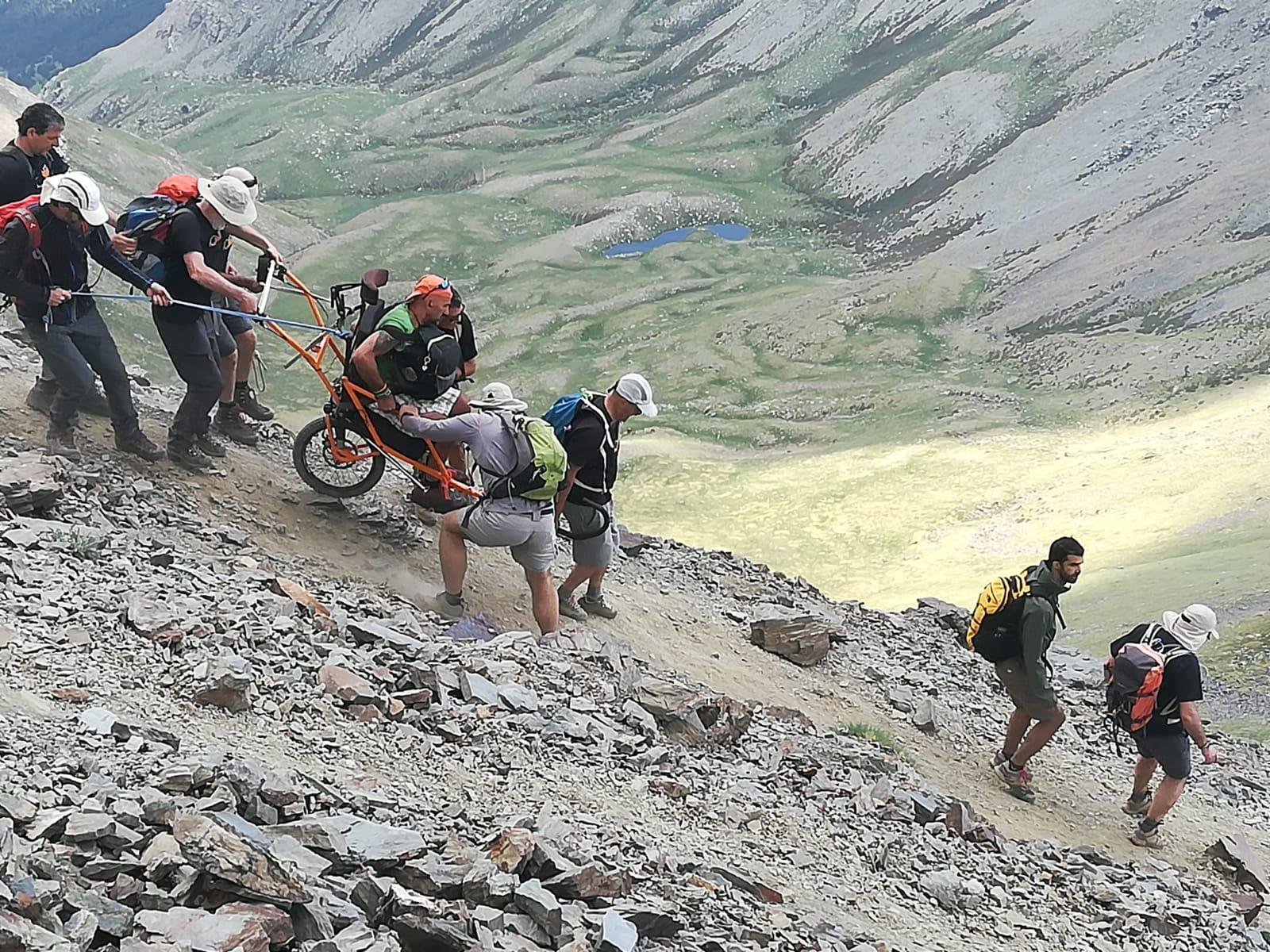 Guiatges de muntanya inclusius