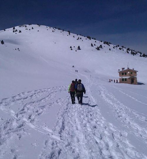 primera montanya de l'Ander